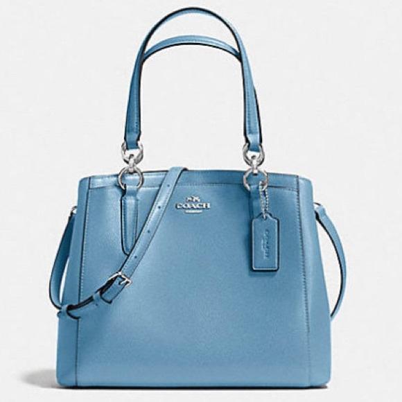 656c12e05d5b Coach Minetta Crossbody Handbag Crossgrain Leather